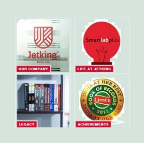 Jetking is a leading institute in digital skills and networking training. It is a BSE listed company (BSE: 517063) Headquartered in Mumbai, providing top quality recruits for the talent starved IT companies across India.
