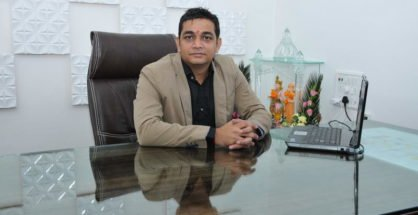 Naitik Lakhani - Founder, Earth Group