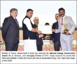 C.R.I. Pumps Wins the prestigious National Energy Conservation (NEC) Award 2017 from the Government of India