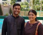 EarthenHive Architects founders Ar. Raghu E and Bindu K