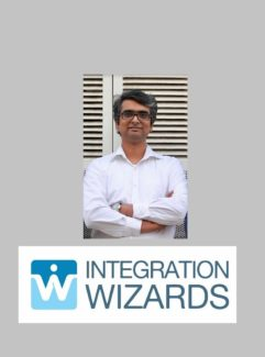 Kunal Kislay, Co-Founder and Chief Executive Officer, Integration Wizards