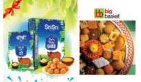 Sri Sri Tattva strengthens its online presence by tying up with Big Basket