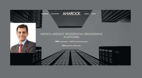 ANAROCK PROPERTY CONSULTANTS PVT LTD. is one of India's leading real estate services company having diversified interest across real estate value chain. Our Group Chairman, Anuj Puri is India's leading thought leader in the real estate industry.  ANAROCK's key strategic business units comprise of Residential business: Broking & Advisory services to clients and Investment Business: Debt, Equity and mezzanine funding business. www.anarock.com