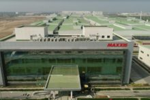 Maxxis Tyres Launches its First Manufacturing Plant in India