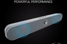 "Toreto Launches Stylish ""Thump Sound Bar"""