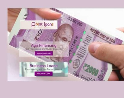 "Prest Loans is a trade name of ""Lord Krishna Financial Services Ltd."" a Non Banking Finance Company registered with RBI."