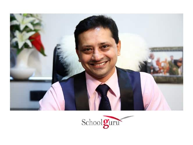 Shantanu Rooj is one of the founding member and CEO ofSchoolGuruEduserve Pvt. Ltd.