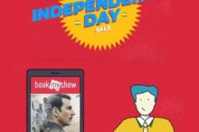 BookMyShow's 'GOLD'en Independence Day