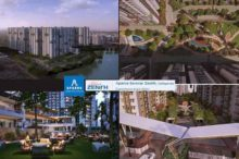 Hyderabad's First Cosmo Community: Aparna Sarovar Zenith