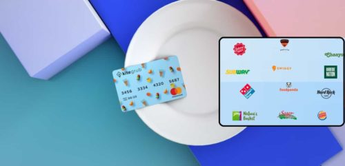 Mastercard-powered Kite Grub is a physical meal card that can be used at any food outlet that accepts a debit card. Through the tax-free food allowance, Kite Grub can save employees up to INR 12,500 in tax per year, as well as an additional INR 7,500 in exclusive discounts and deals.