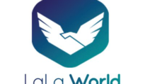 LALA WORLD Logo