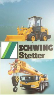 Incorporated in June 1998, and commencing its manufacturing operations in 1999, SCHWINGWING Stetter India is a 100% subsidiary of SCHWINGWING GmBH, a 1 billion USD German Concrete machinery manufacturer and a part of XCMG group.
