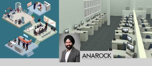How to Make the Open Office Plan Work | Sukhdeep Aurora, Chief People Officer - ANAROCK Property Consultants