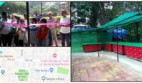 Implementation of CREDAI Clean City Movement at BMC's Park in Bandra, Mumbai - A CRS Project by Rustomjee in Association With BMC