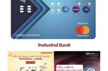 'IndusInd Bank Nexxt Credit Card' – India's First Interactive Credit Card With Buttons