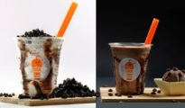 Triple Chocochip (L) & Choco Koffee (R)