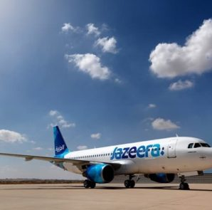 Jazeera Airways Aircraft