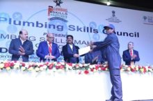 "Minister of Skill Development and Entrepreneurship Launches ""Plumber Konnect"" –"
