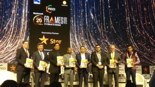 Launch of FICCI FRAMES report 2019
