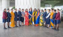 Jet Airways all Women Crew