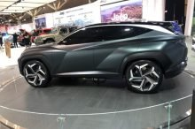 Canadian Int'l Auto Show: 5 cars to take you to the future or back