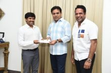 Ira Realty donates Rs 25 lakh  to CMRF