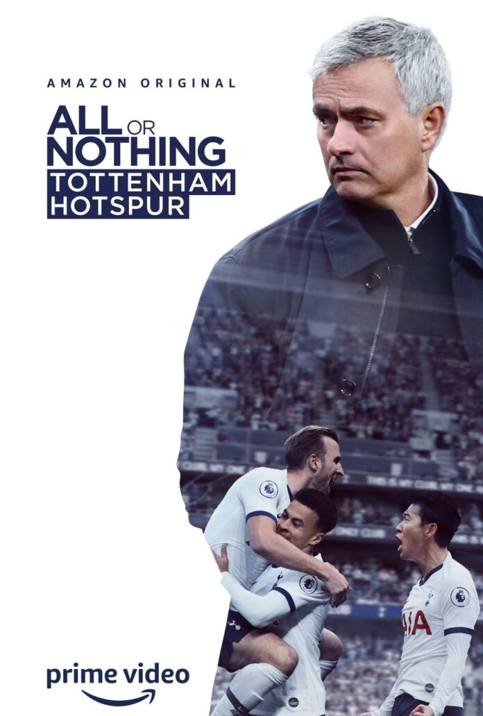 All or Nothing- Tottenham Hotspur