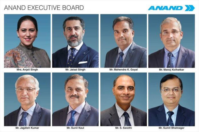Anand-Executive-Board