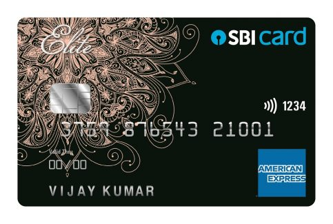 SBI Card ELITE_American Express