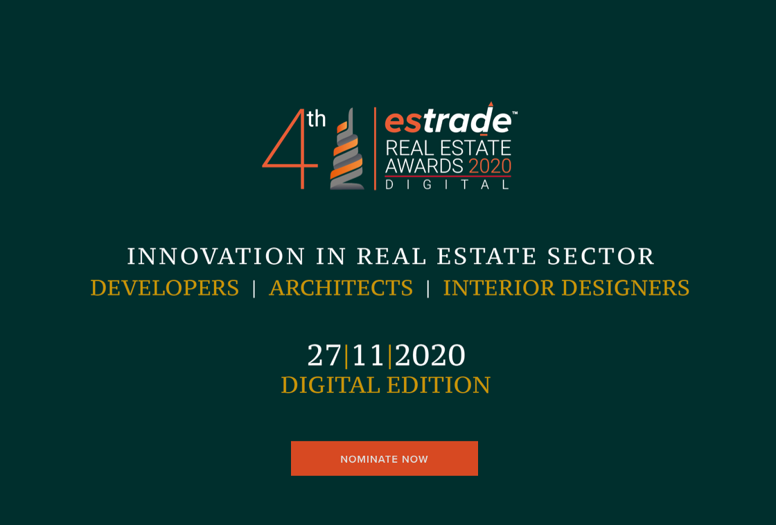 Estrade Real Estate Awards 2020 Ad