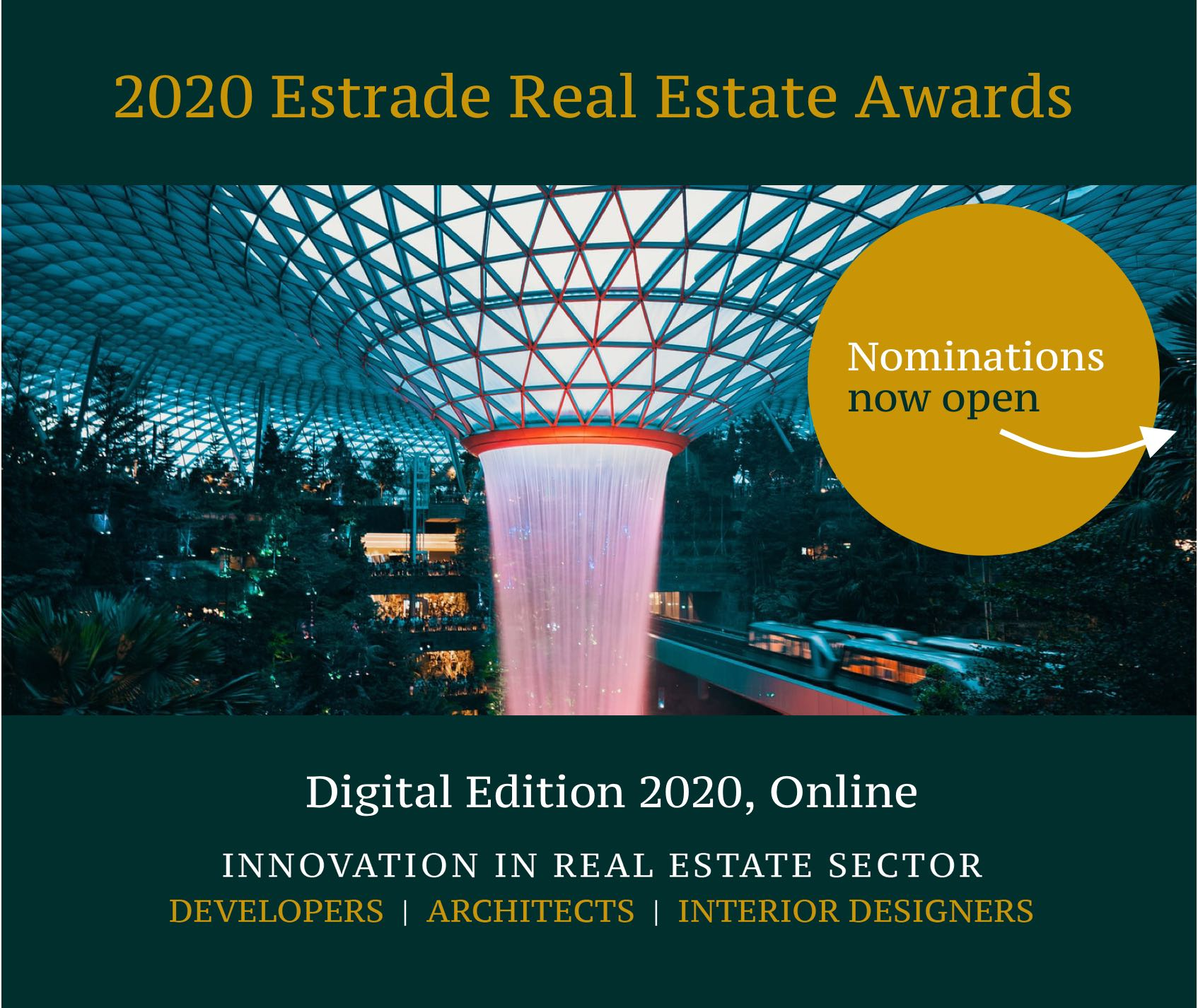 2020 Estrade Real Estate Awards - Digital Edition