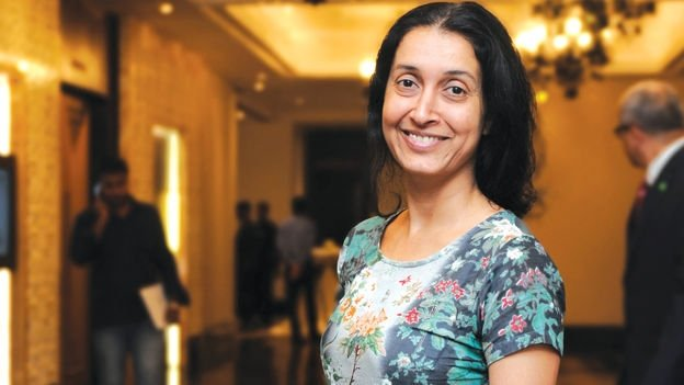 Shaheen Mistri, CEO and Founder of Teach For India.