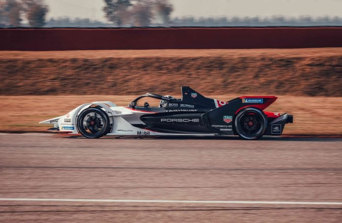 Porsche E Racing
