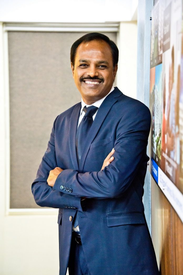 Murali Malayappan, Chairman and Managing Director, Shriram Properties Ltd.