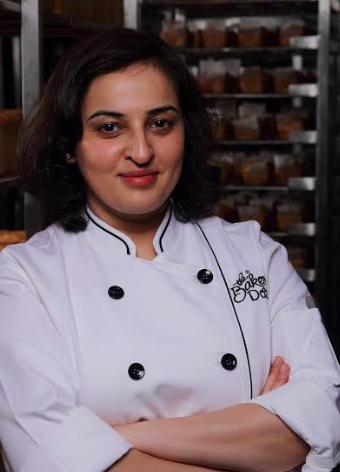 Chef Aditi Handa - Co-Founder and Head Baker, The Baker's Dozen