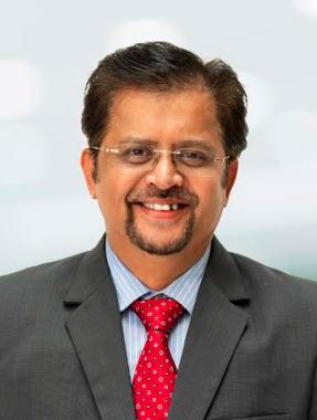 Karthikeyan Natarajan, President and Chief Operating Officer, Cyient
