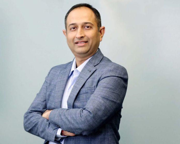 Ankur Goel, Managing Director for Poly India & SAARC