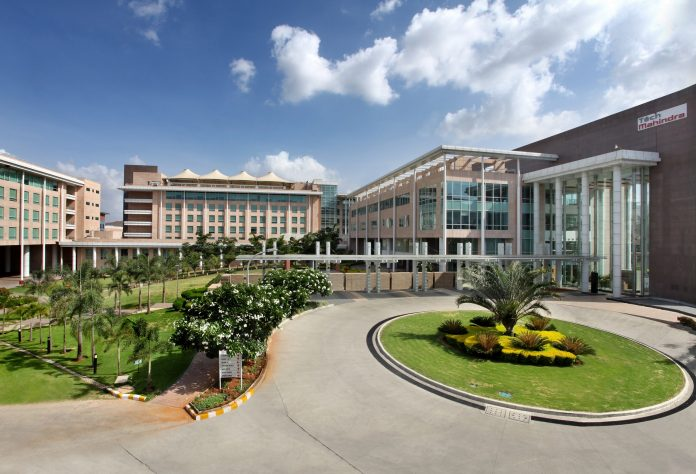 TechM Pune Office